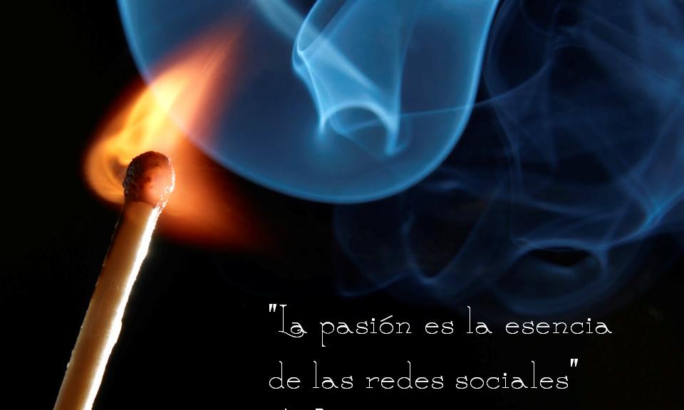 La pasión es la esencia de las redes sociales -Jay Baer