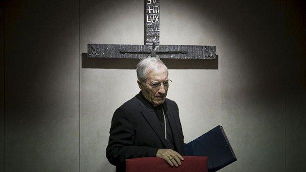 El presidente de la Conferencia Episcopal Española, Antonio María Rouco Varela