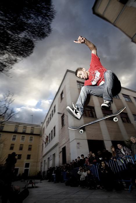 Diego Cano. Campeonato 2 de mayo OldSkul Sakate Shop Madrid 2010