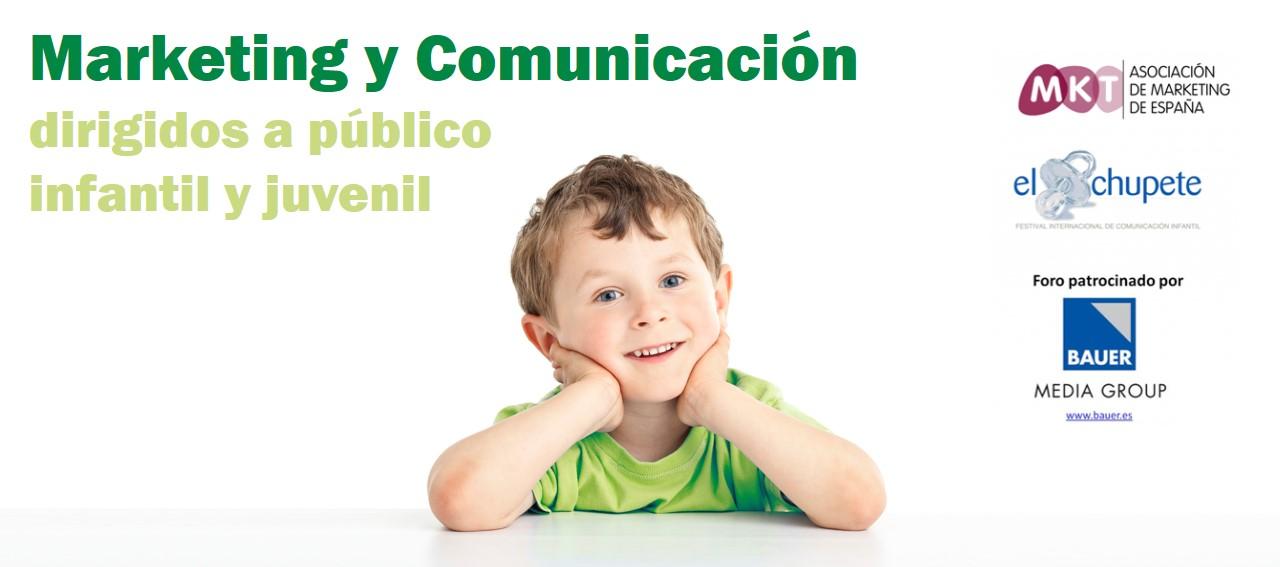 Marketing y Comunicación ditigidos a público infantil y juvenil